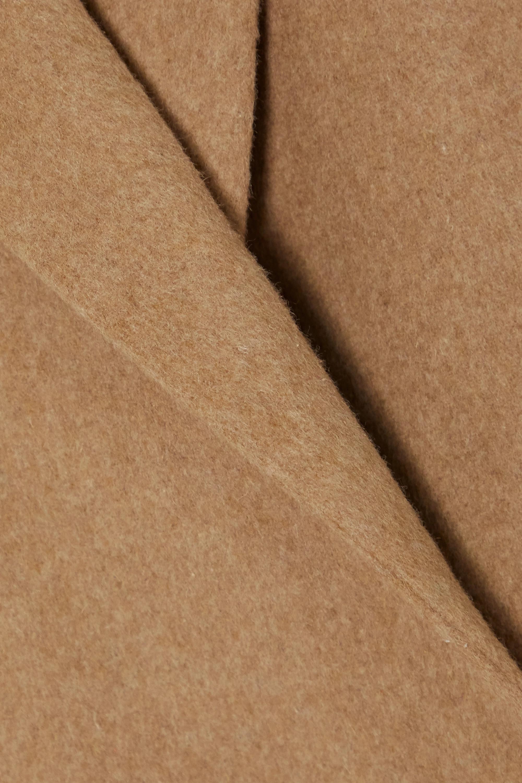 Vince Classic Mantel aus einer Wollmischung