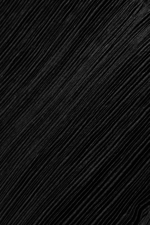 Loeffler Randall Claire Tote aus plissiertem Satin