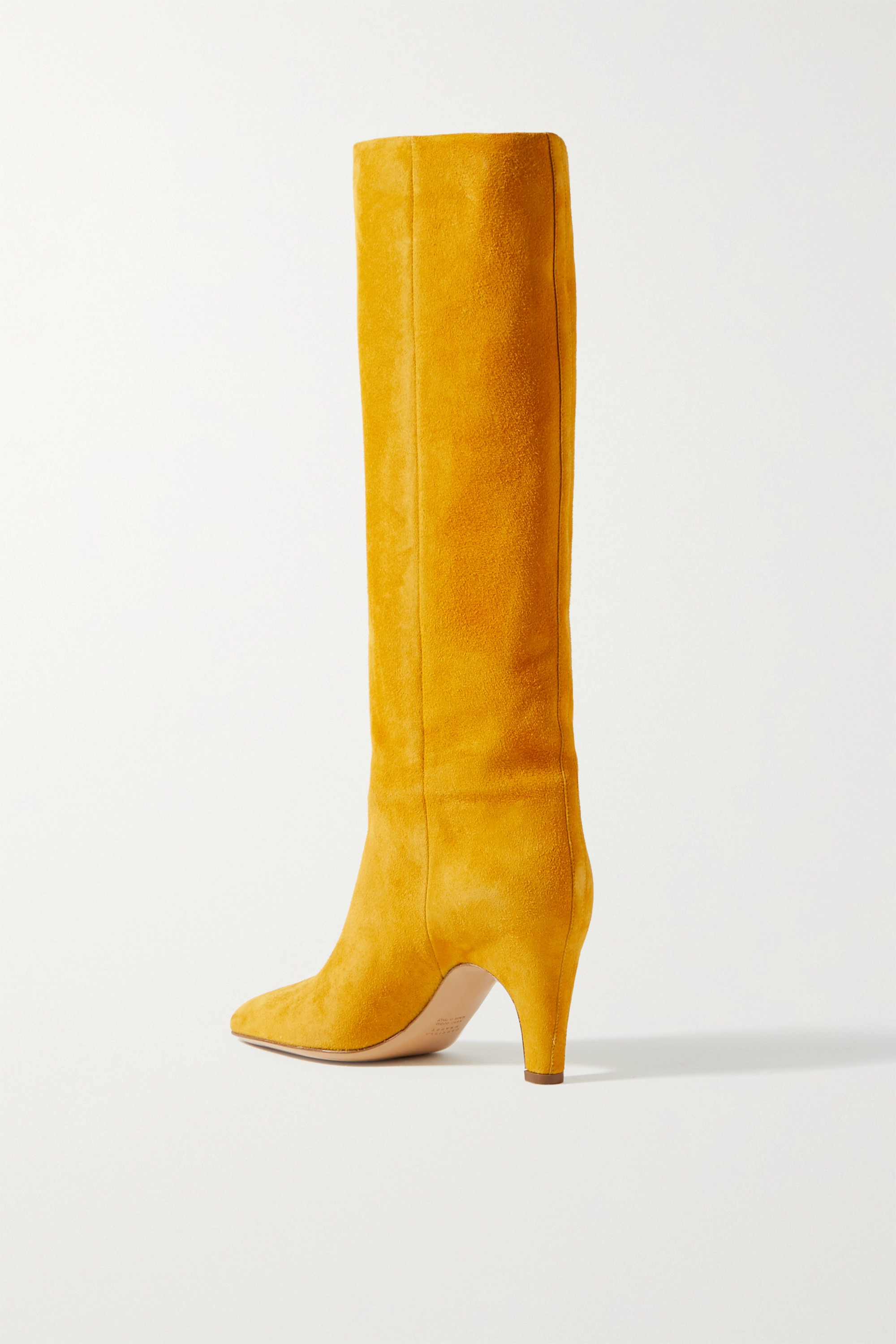 Gabriela Hearst Luther suede knee boots