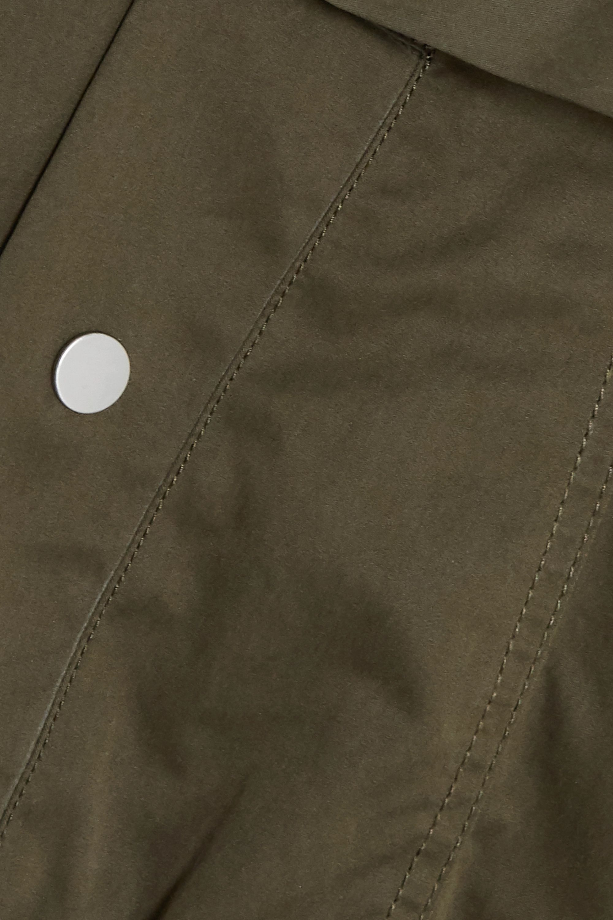 Army Green Padded Cotton-blend Canvas Bomber Jacket | 3.1 Phillip Lim