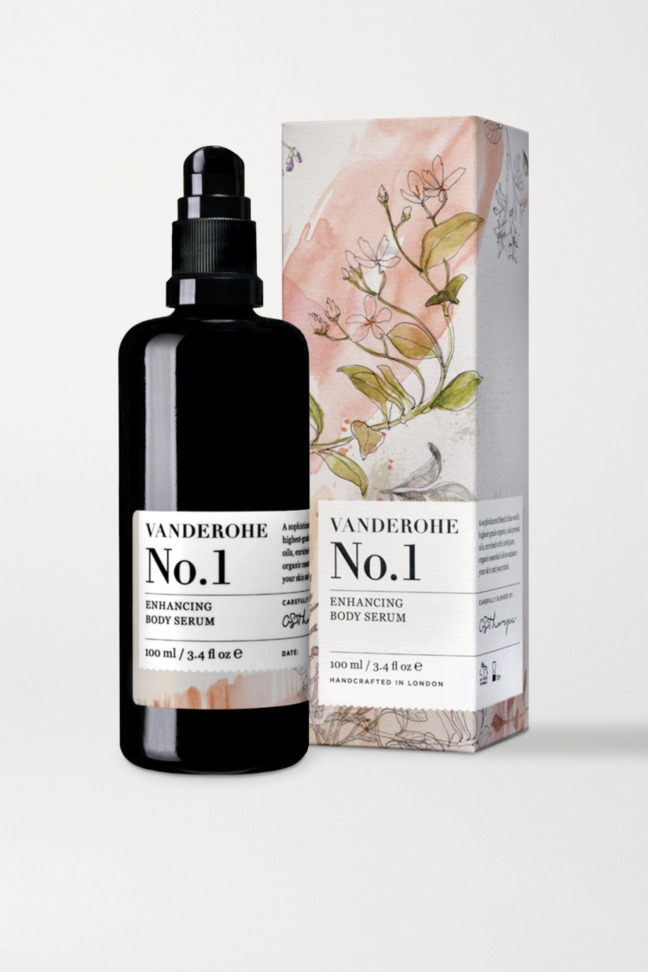 Vanderohe No.1 Enhancing Body Serum, 100ml
