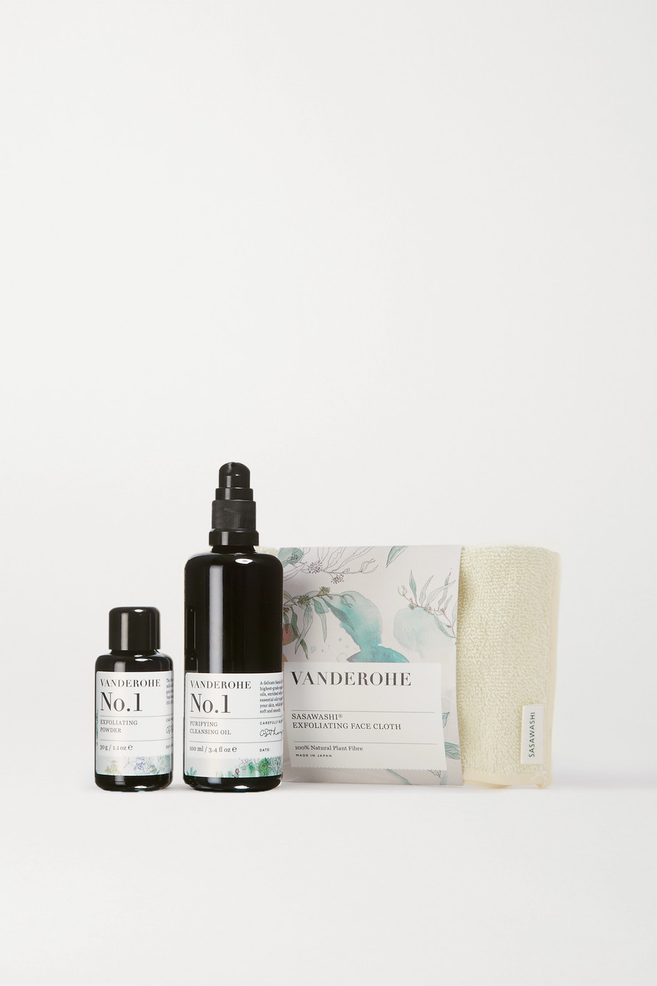 Vanderohe No.1 Purifying Cleansing Kit