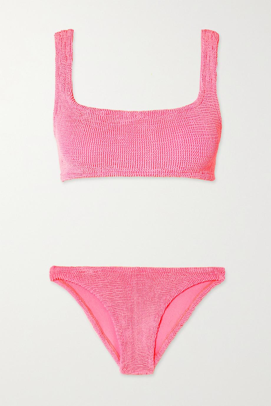 Hunza G Seersucker bikini