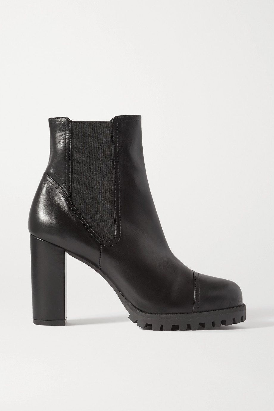 Stuart Weitzman Wenda leather ankle boots