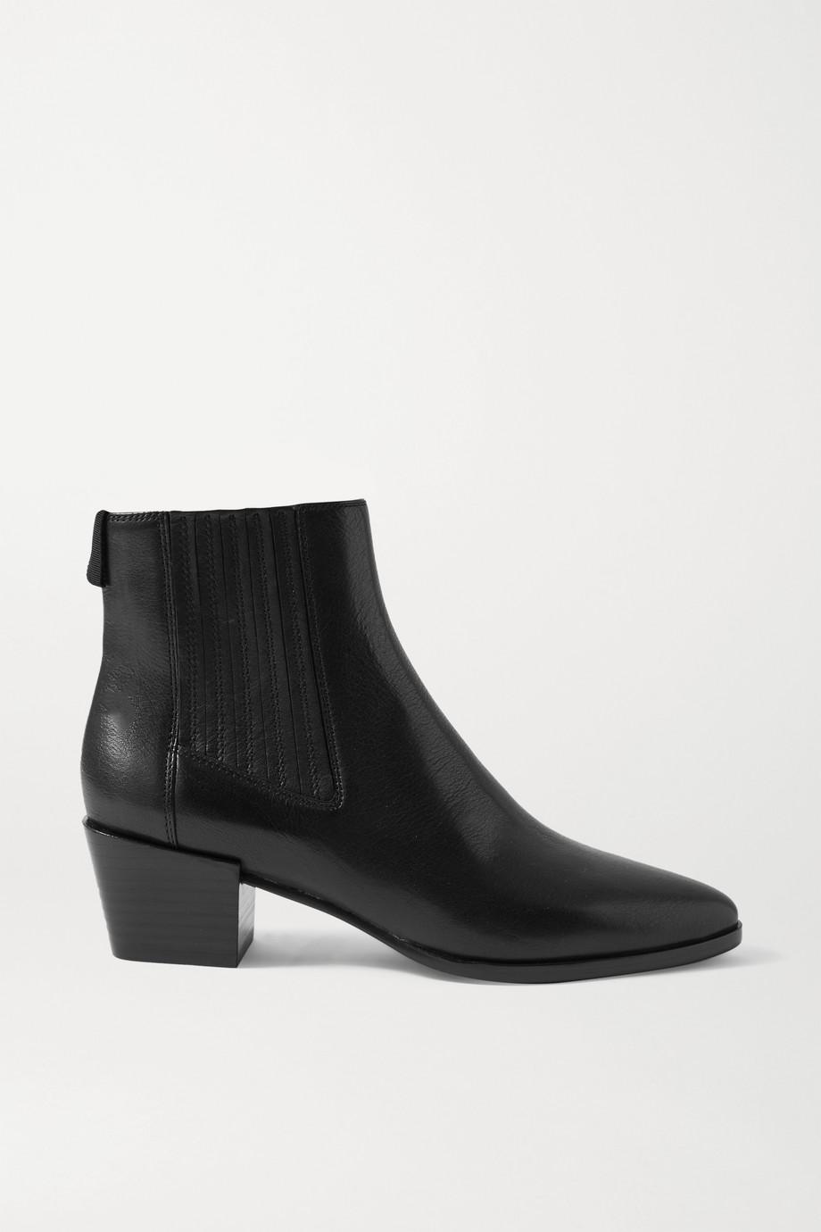 rag & bone Rover Ankle Boots aus Leder