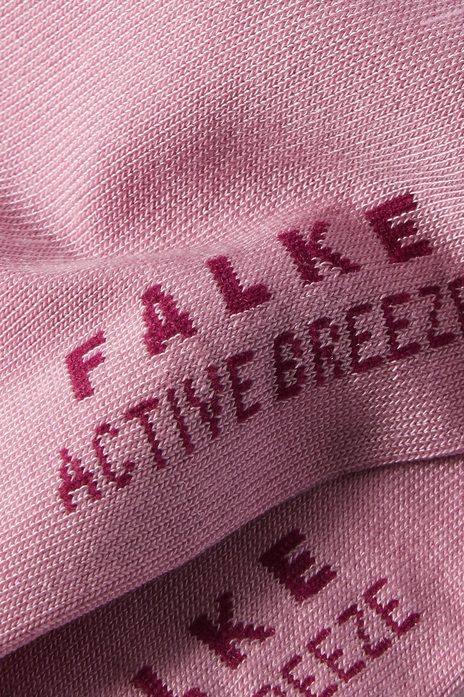 FALKE Lyocell-blend socks