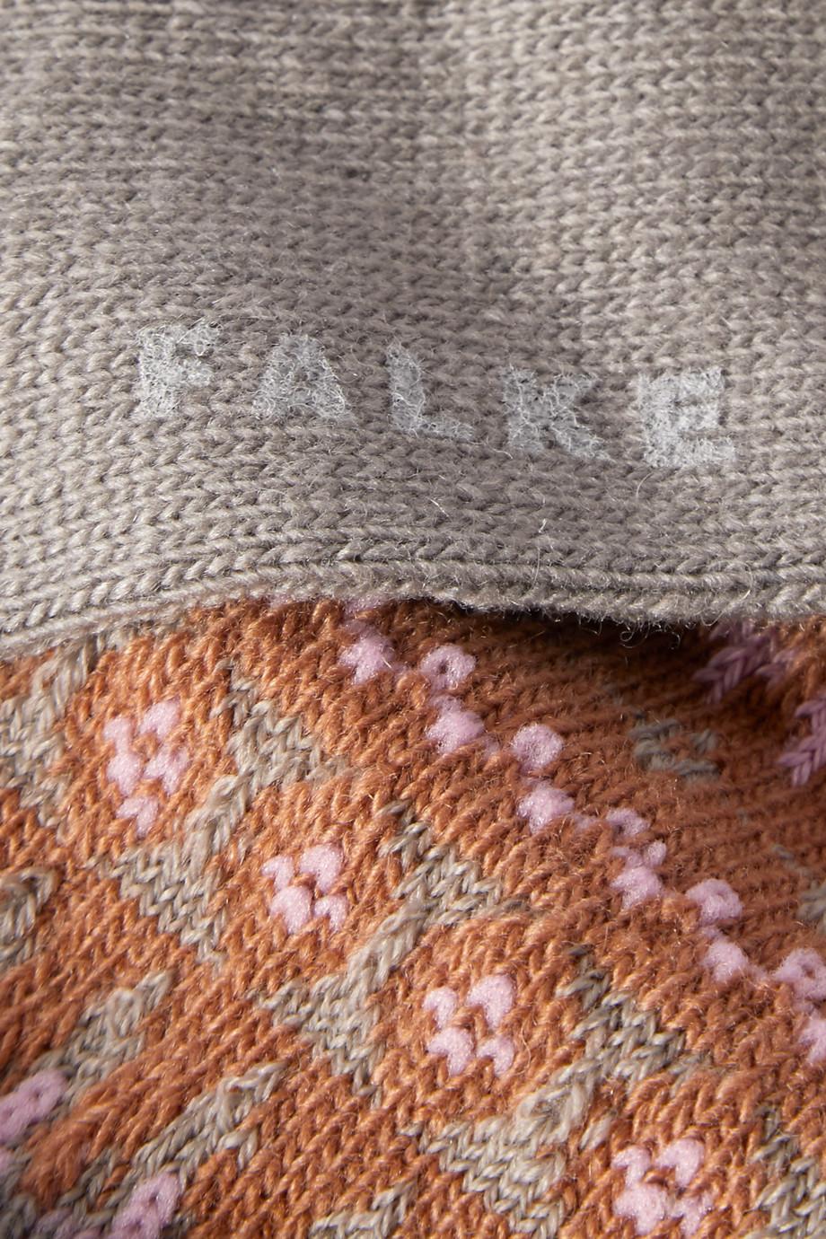 FALKE Fjord jacquard-knit socks