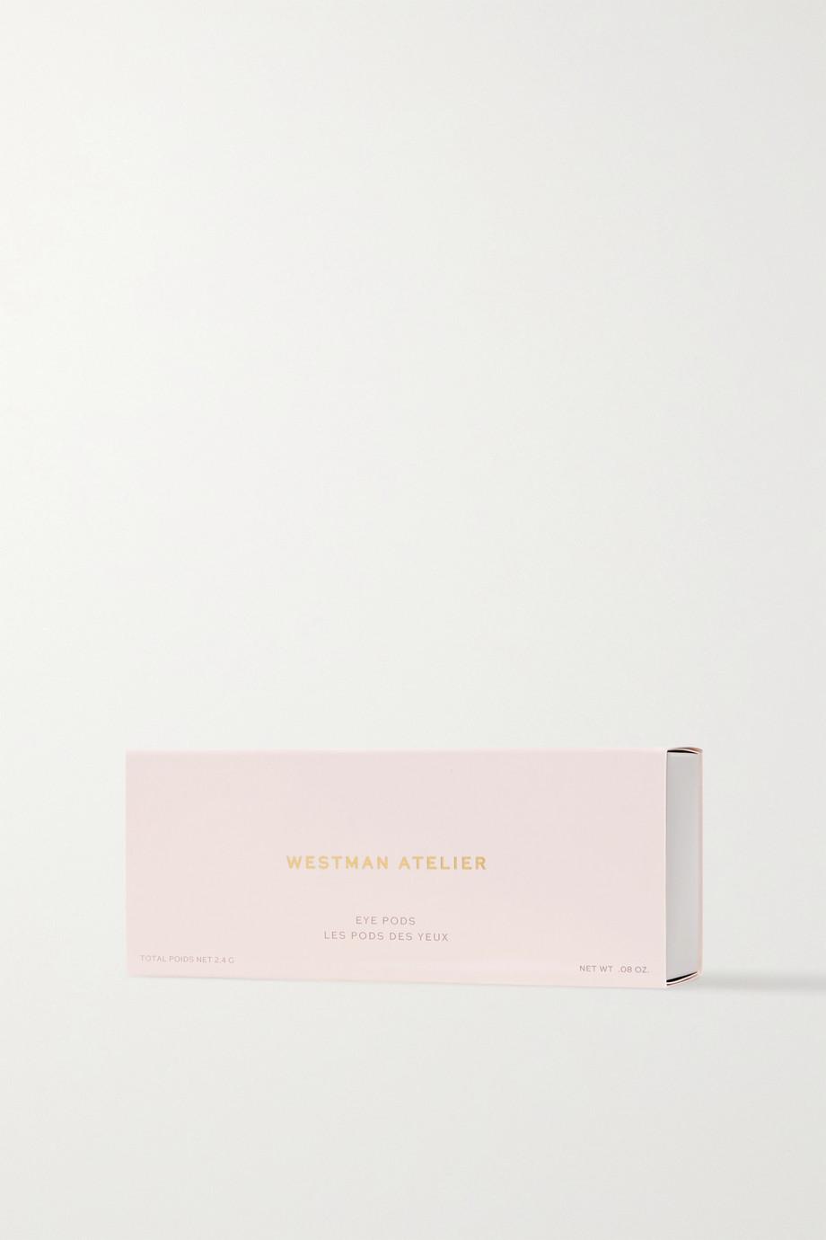 Westman Atelier Eye Pods - Noir, Champagne, Vin Rouge