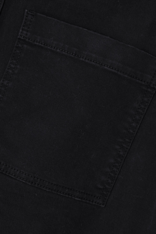 FRAME Pantalon fuselé en coton stretch