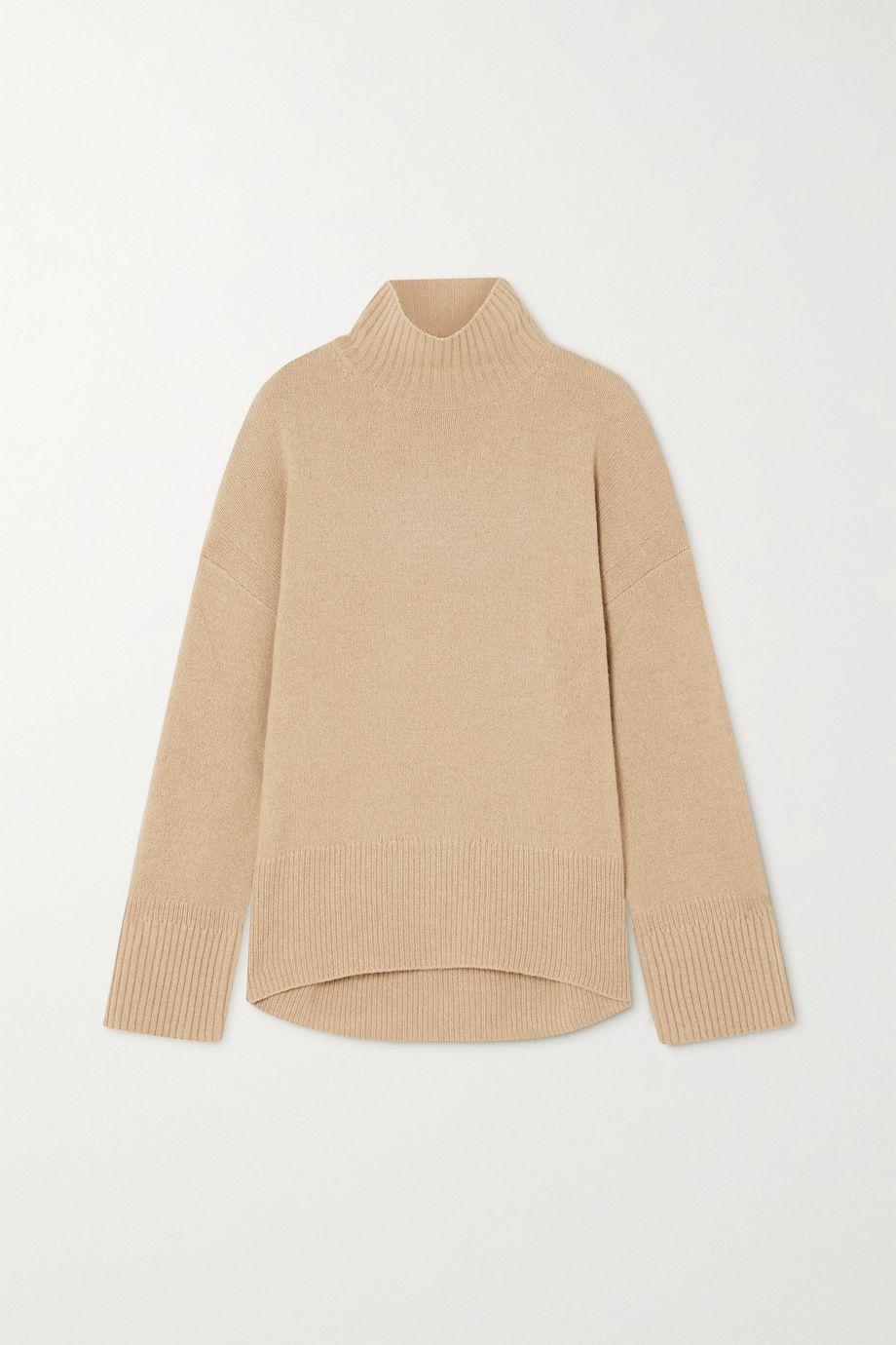 FRAME Turtleneck cashmere sweater