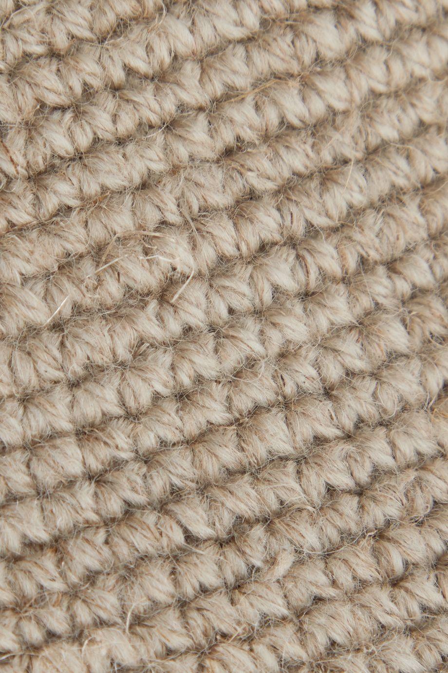 Lauren Manoogian Bell wool and linen-blend hat