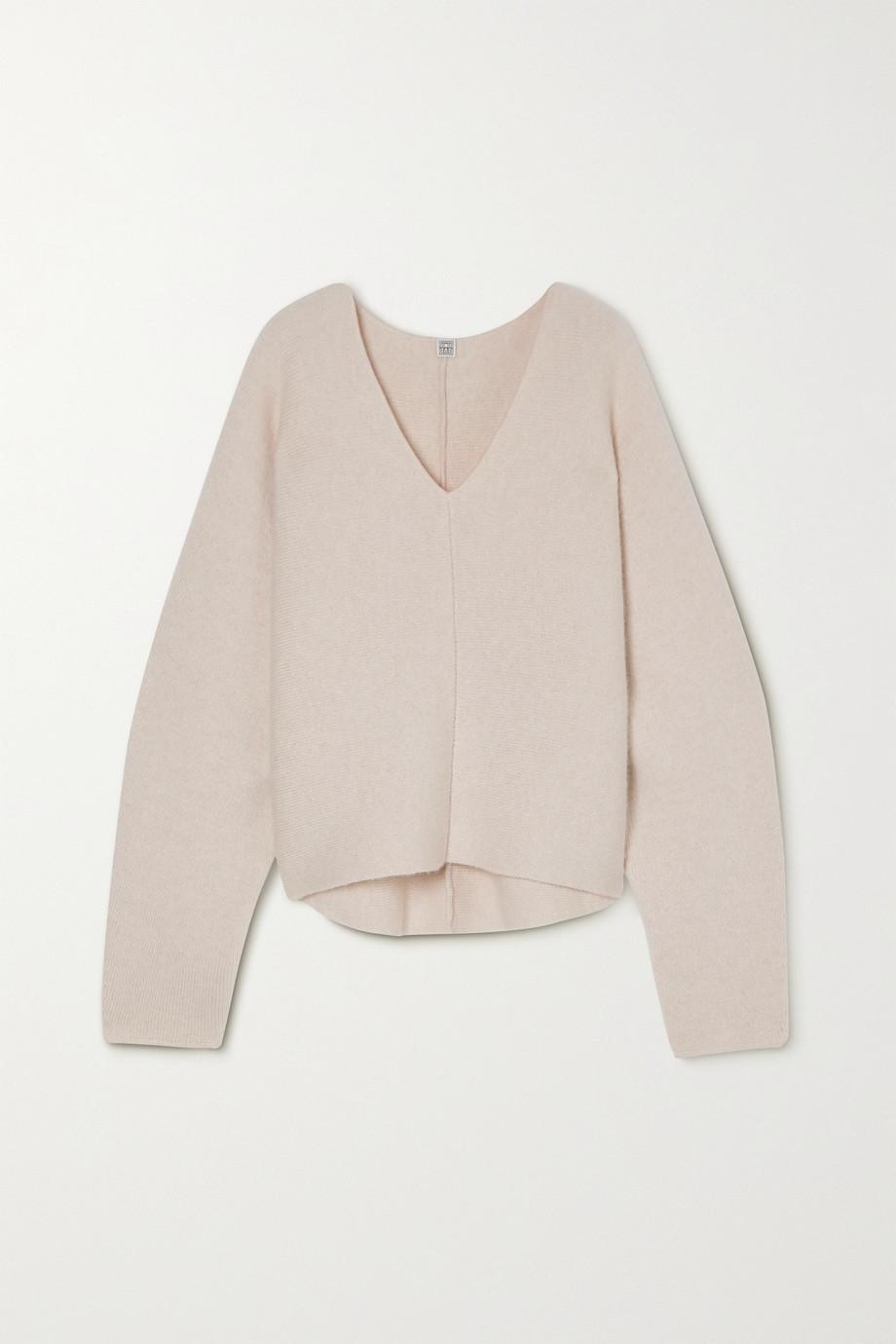 Totême Rennes cashmere sweater