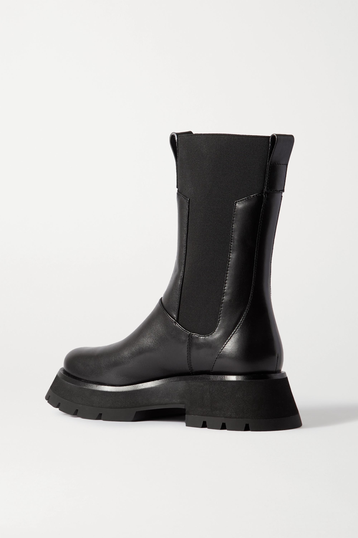 3.1 Phillip Lim Kate leather Chelsea combat boots