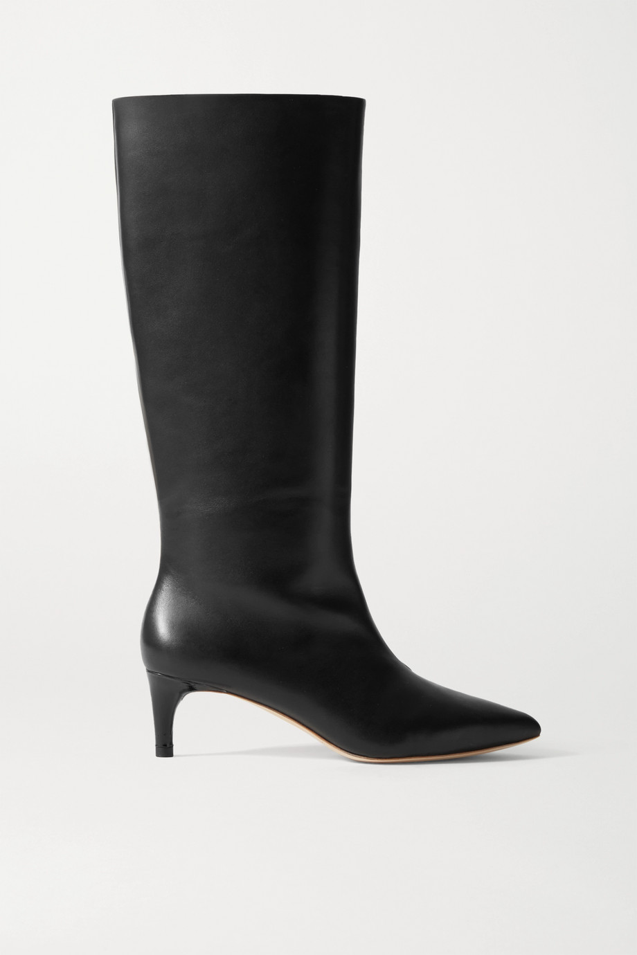 Loeffler Randall Gloria leather knee boots