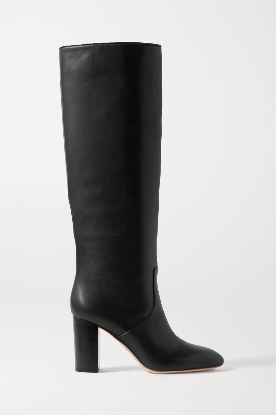 Loeffler Randall Goldy leather knee boots