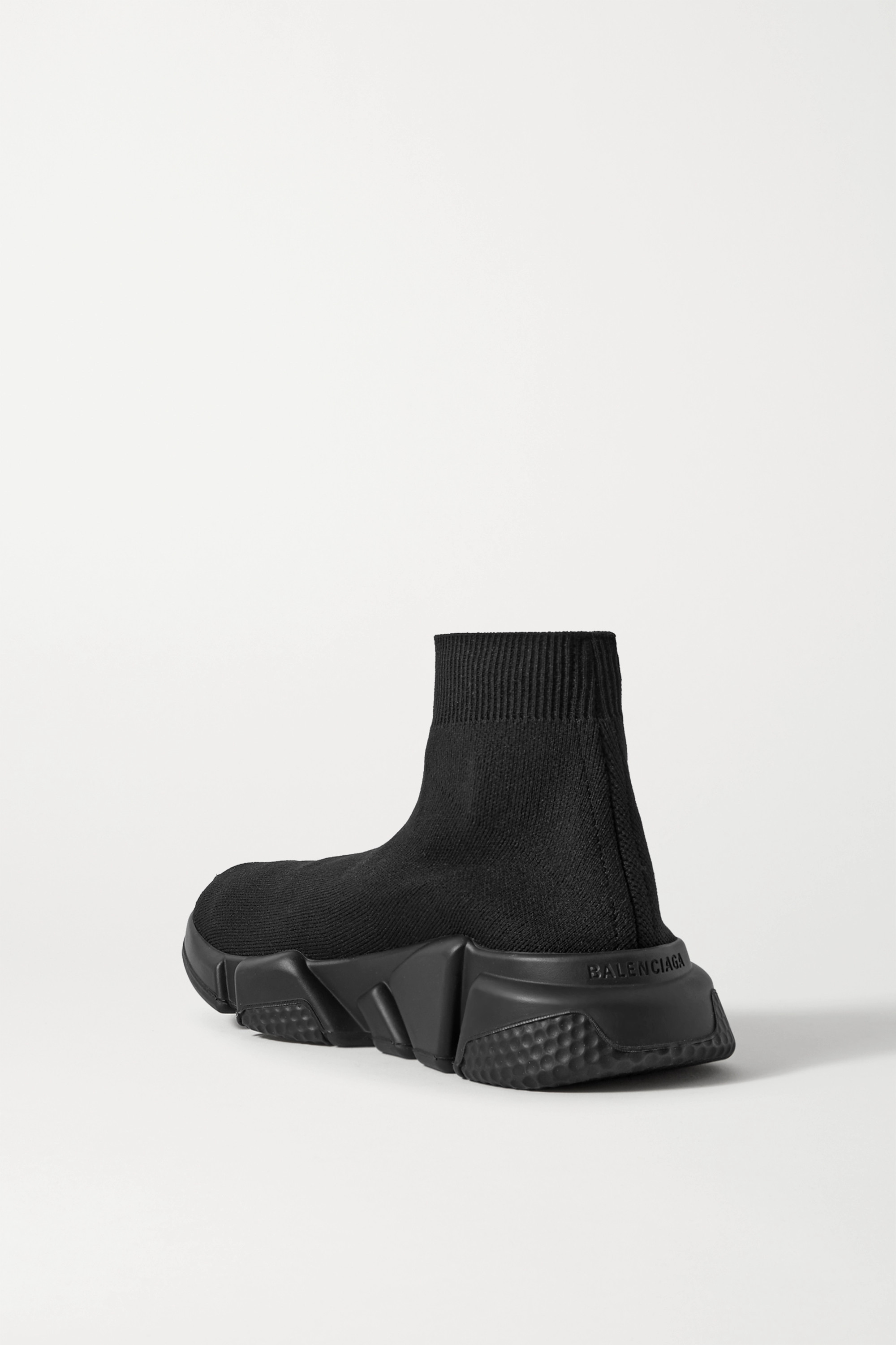Balenciaga Baskets montantes en mailles stretch Speed