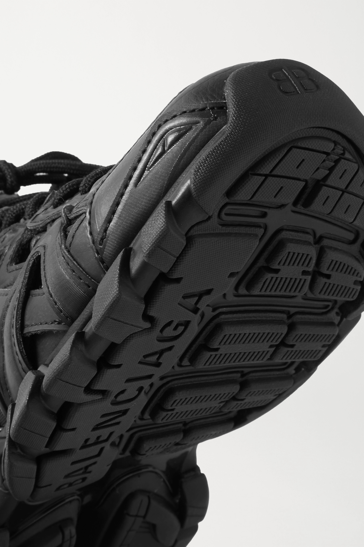 Balenciaga Track 2 logo-detailed mesh and rubber sneakers