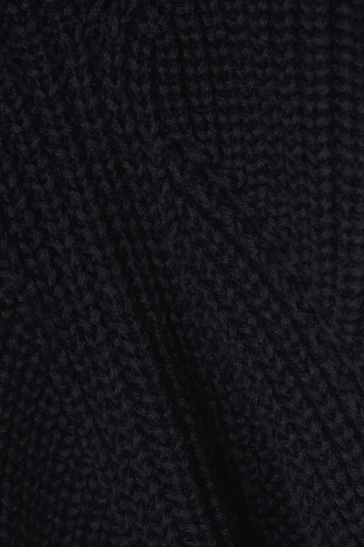 Officine Générale Anita Pullover aus gerippter Wolle