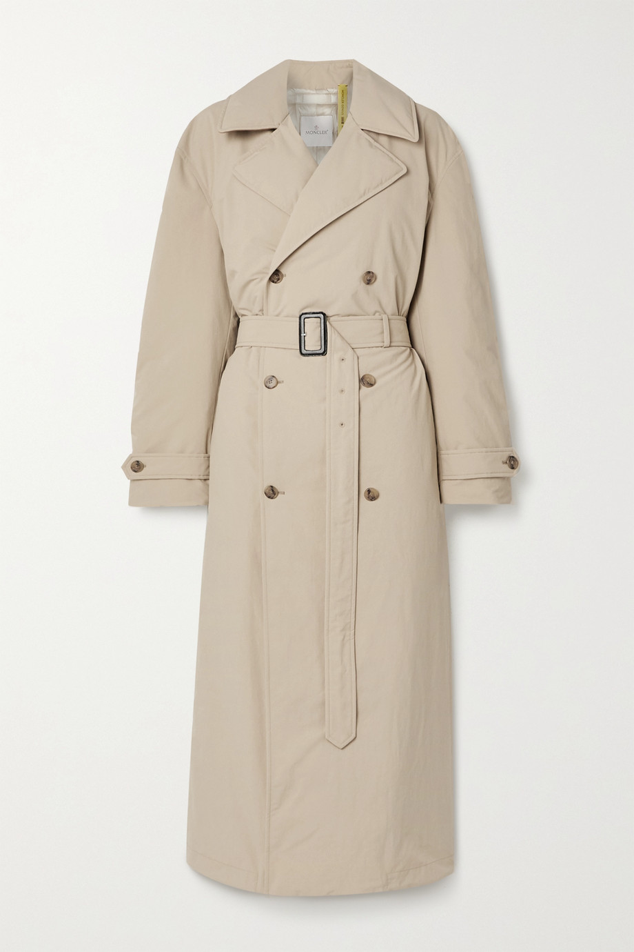 Moncler Genius + 1 JW Anderson Montacute padded shell down trench coat