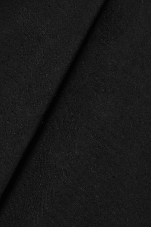 Black + Net Sustain Leila Knotted Organic Cotton-poplin Maxi Dress   Mara Hoffman