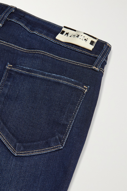 L'Agence Marguerite hoch sitzende Skinny Jeans