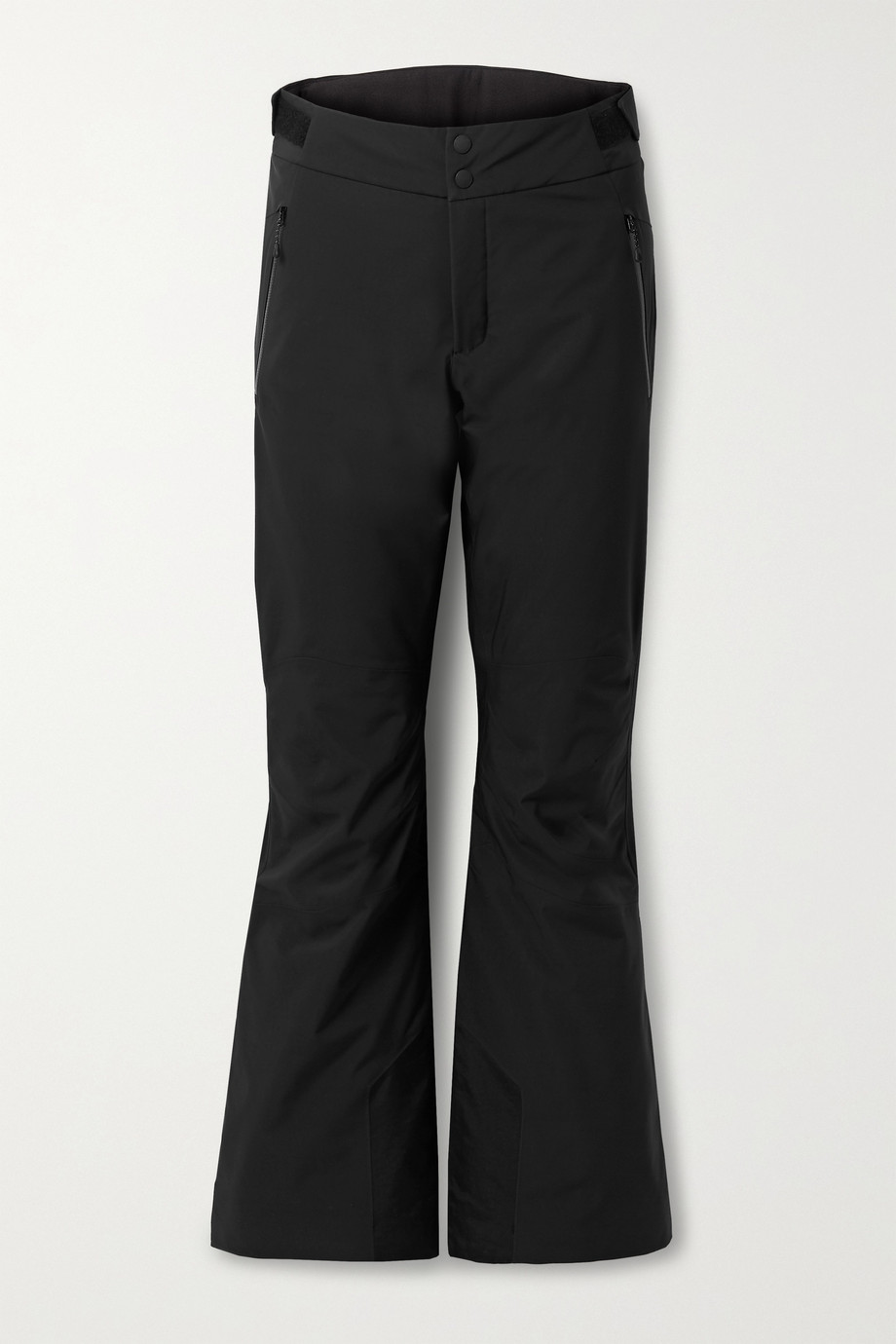 BOGNER FIRE+ICE Maila canvas-trimmed ski pants