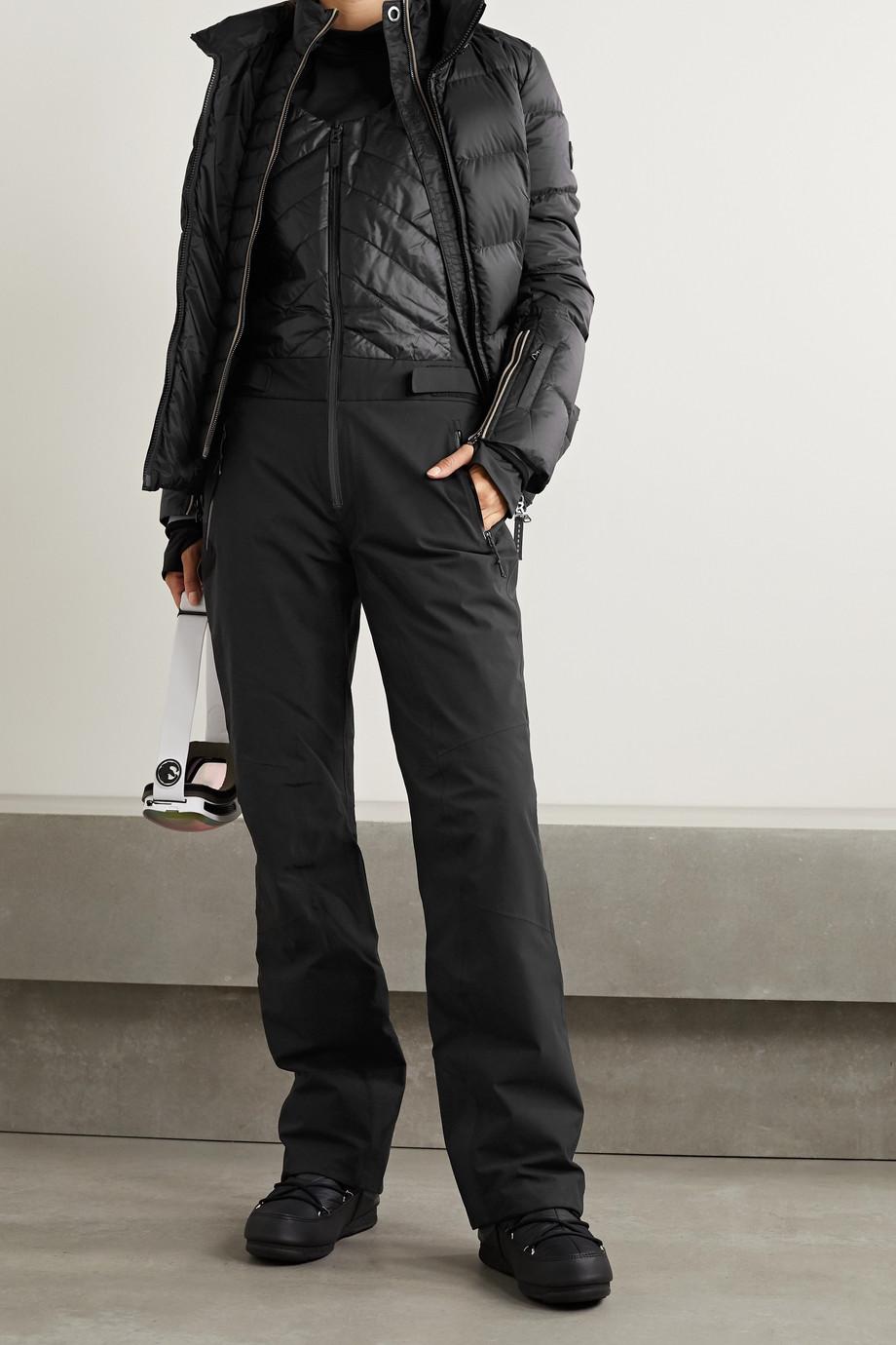 BOGNER FIRE+ICE Ivie-T ponte-trimmed ski suit
