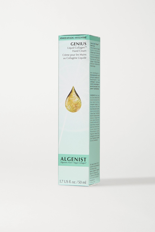Algenist Genius Liquid Collagen Hand Cream, 50ml