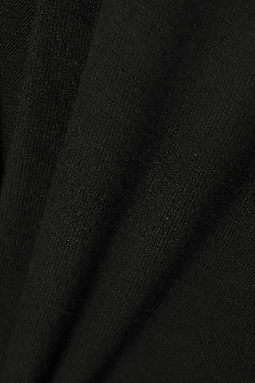 LESET Lori 拉绒弹力平纹布开襟衫