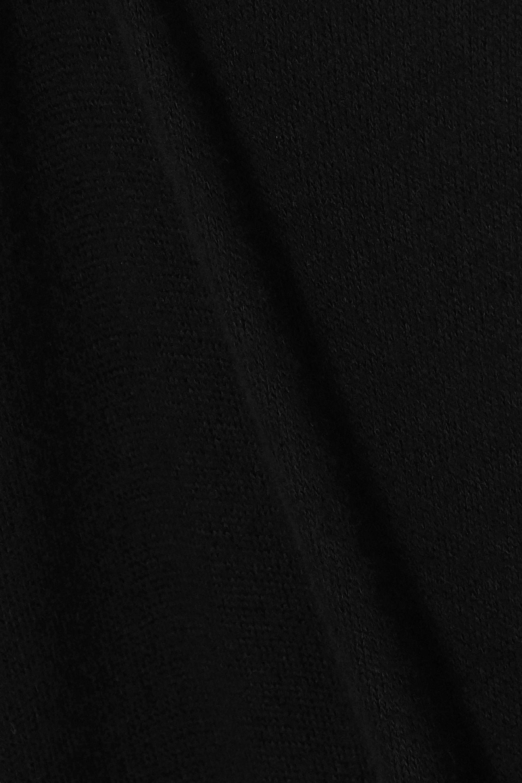 LESET Lori Midikleid aus geripptem Stretch-Strick