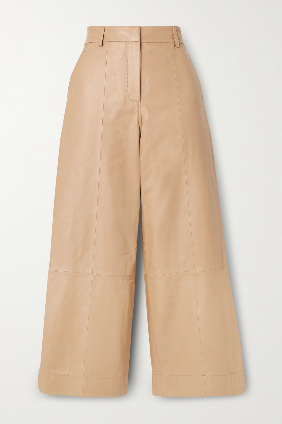 Jason Wu Leather culottes