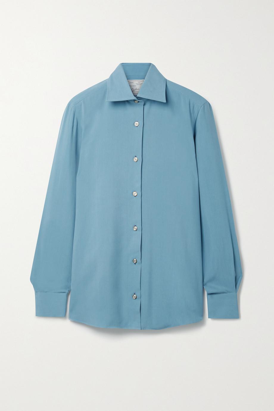 Giuliva Heritage + NET SUSTAIN The Elvira silk shirt