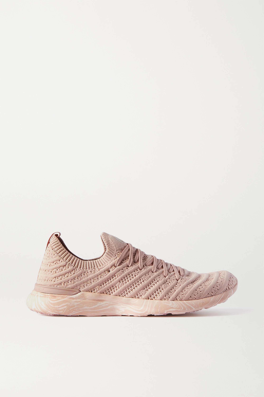 APL Athletic Propulsion Labs TechLoom Wave mesh sneakers