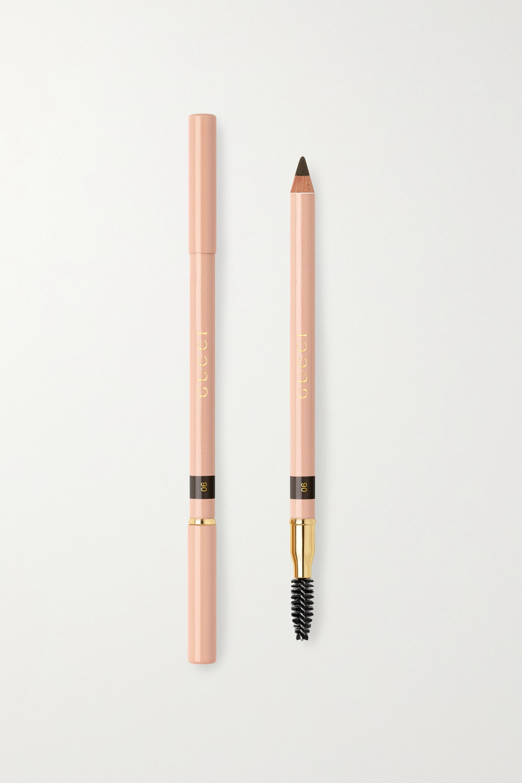 Gucci Beauty Crayon à sourcils Powder, Noir