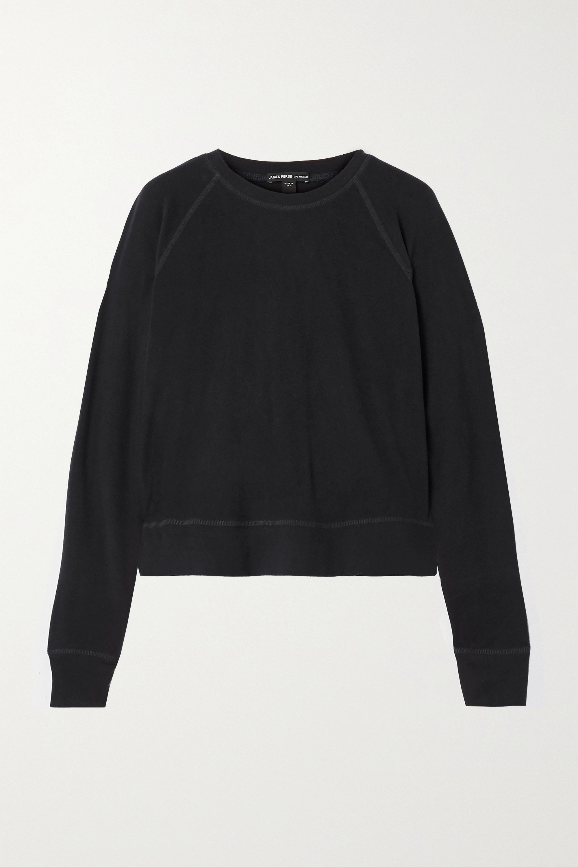 James Perse Brushed jersey top