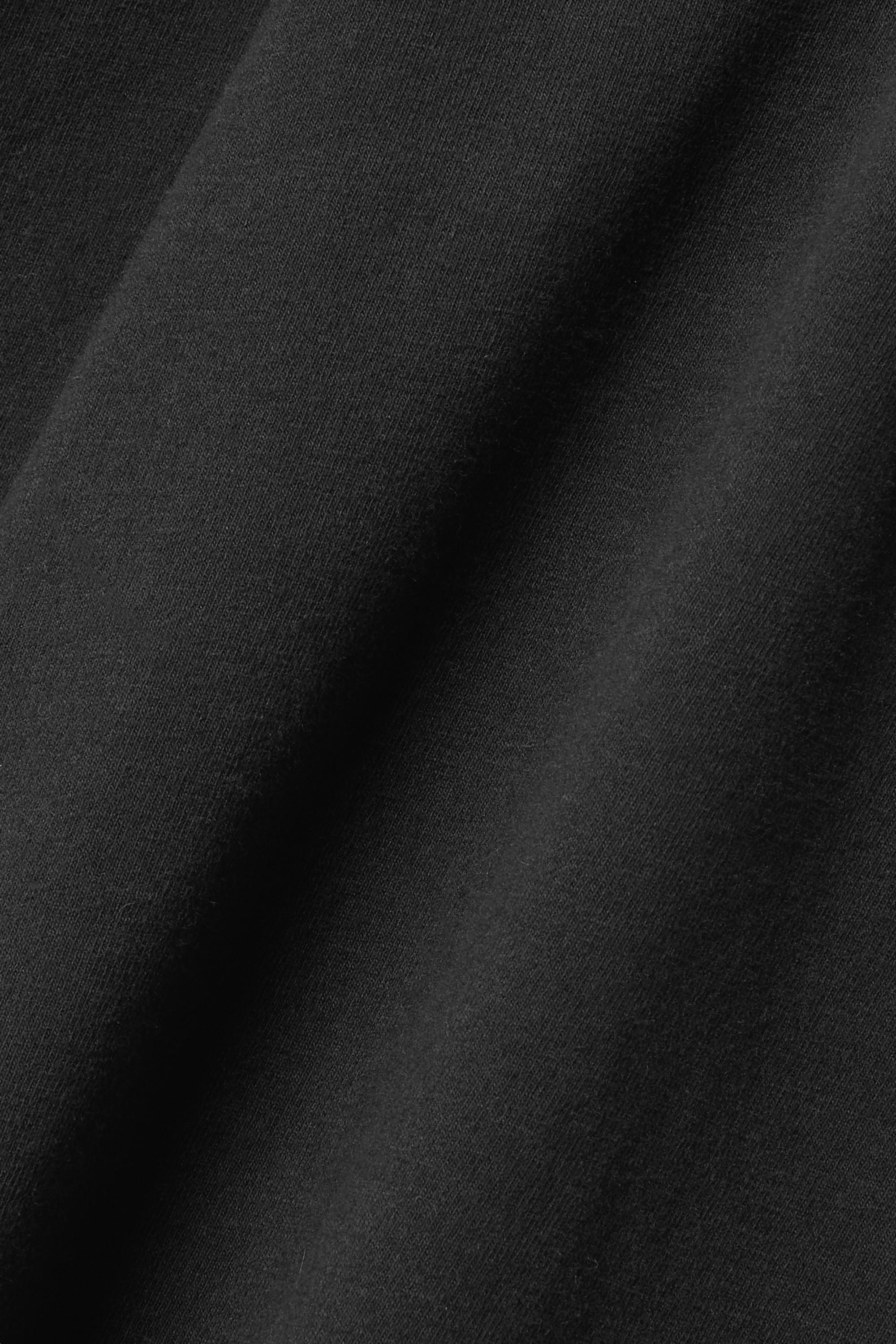 Anthracite Débardeur En Jersey De Coton Stretch | James Perse
