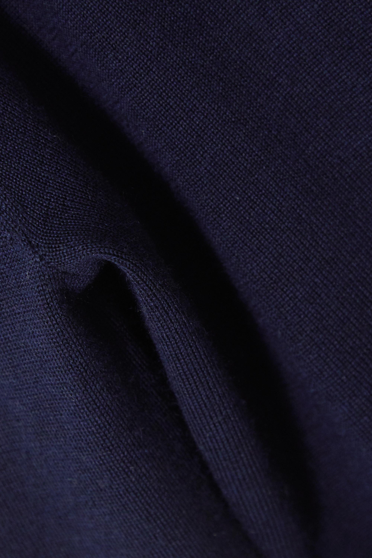 Gabriela Hearst Emily cashmere and silk-blend bodysuit