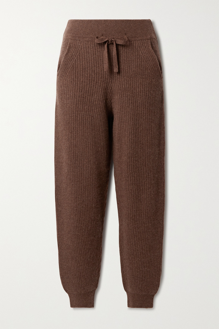 rag & bone Pantalon de survêtement en cachemire côtelé Pierce