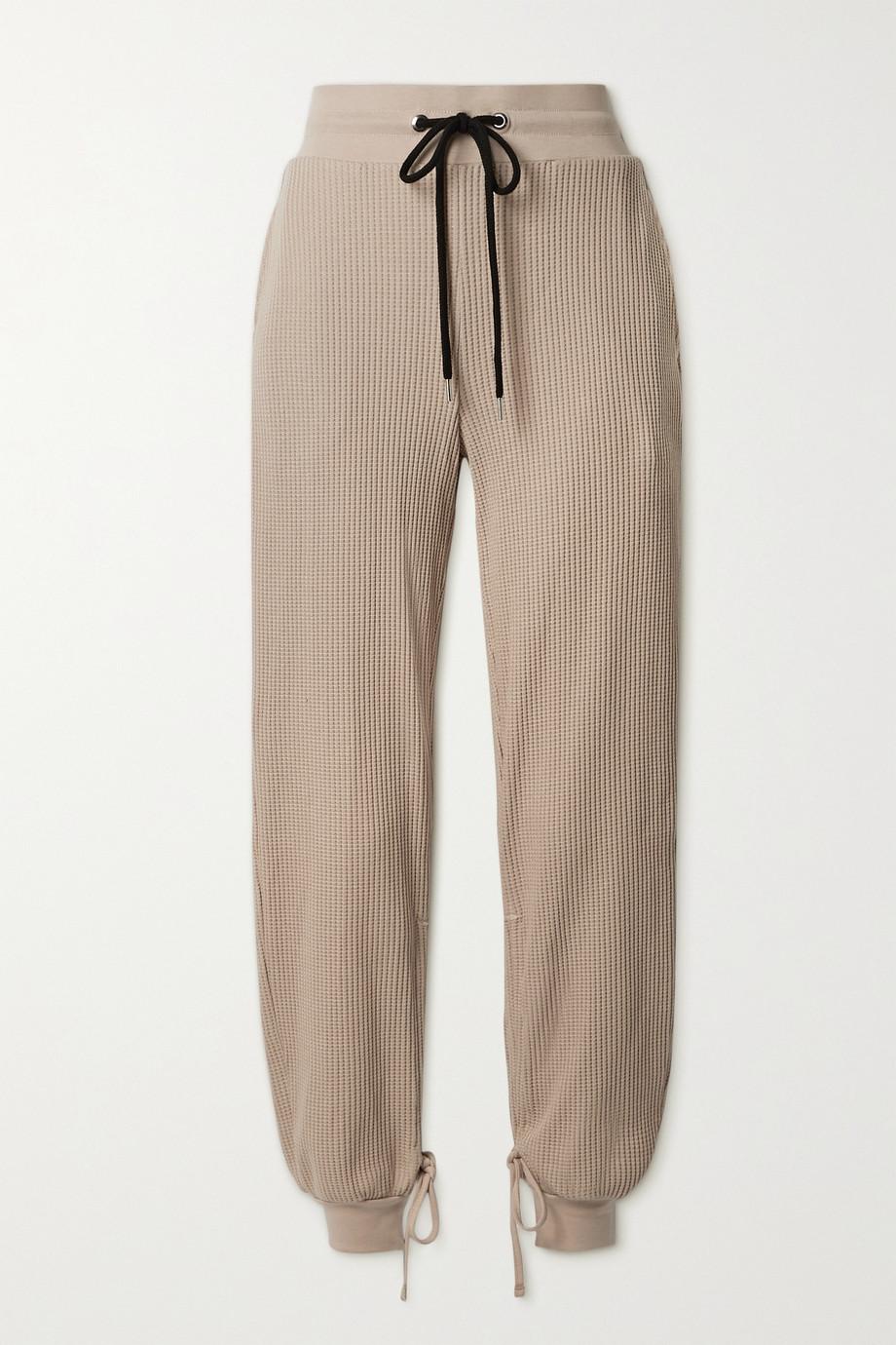 The Range Stark 华夫格针织棉质混纺休闲裤