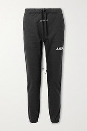 AARMY + Fear Of God cotton-jersey track pants