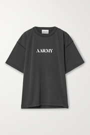 AARMY + Fear Of God printed cotton-jersey T-shirt