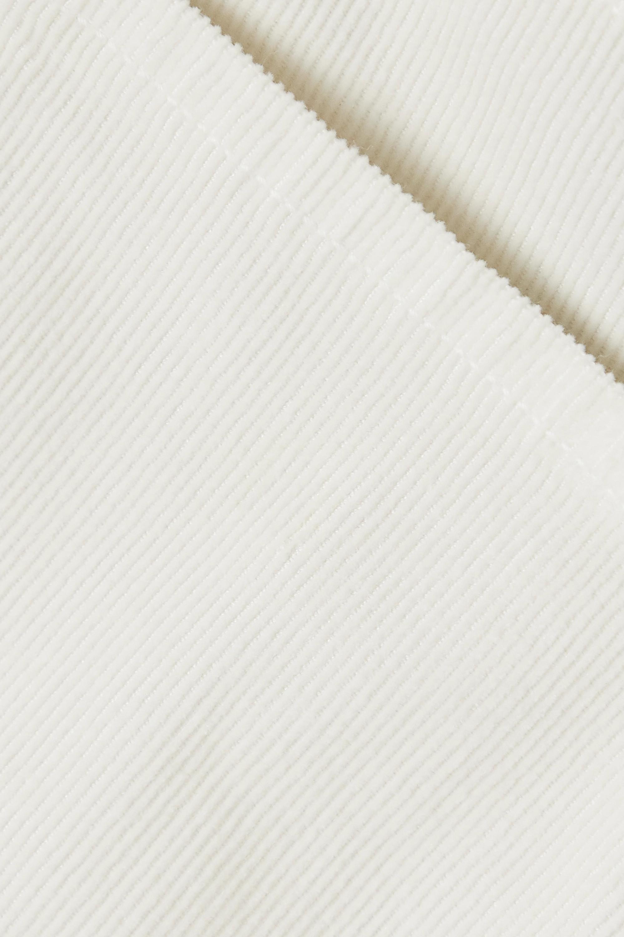 J Brand Runway Schlaghose aus Cord aus einer Baumwollmischung