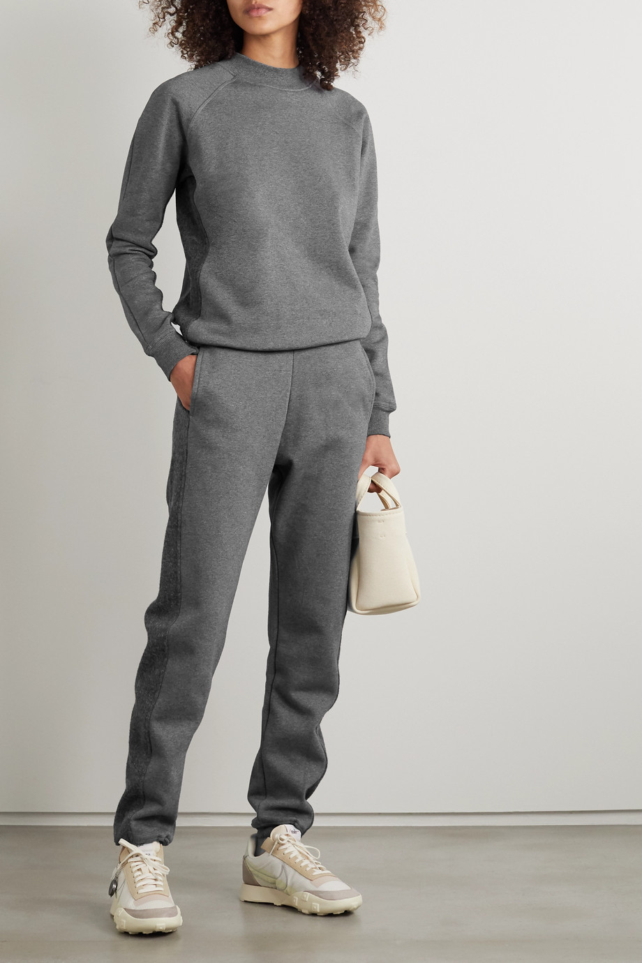 Vaara Rumer Sweatshirt aus Biobaumwoll-Jersey