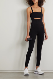 Vaara Teddi cutout stretch bodysuit