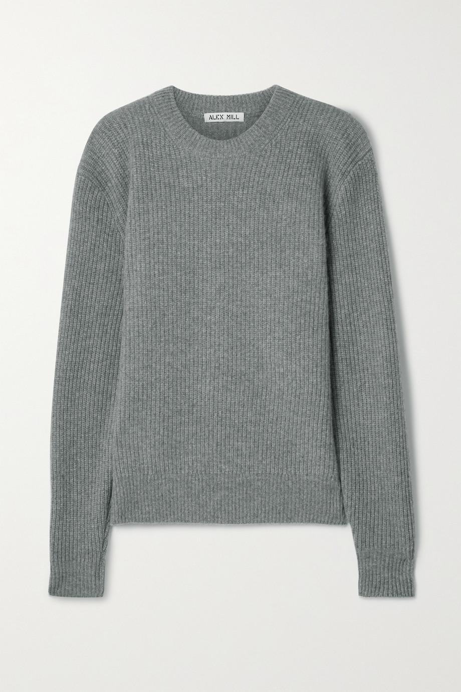 Alex Mill Jordan ribbed cashmere sweater