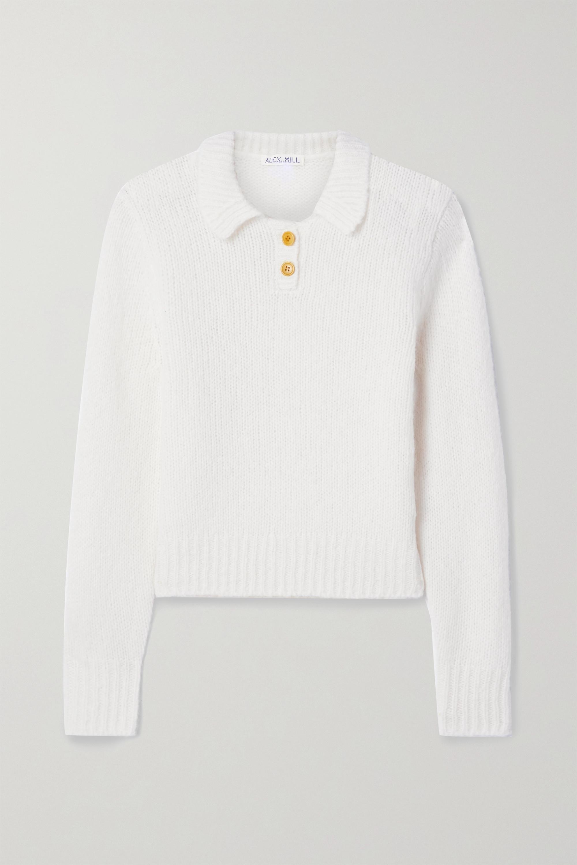 Alex Mill Frank merino wool-blend sweater