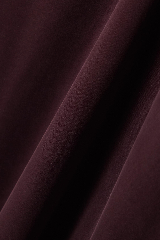 Skin Tatiana washed silk-blend satin chemise