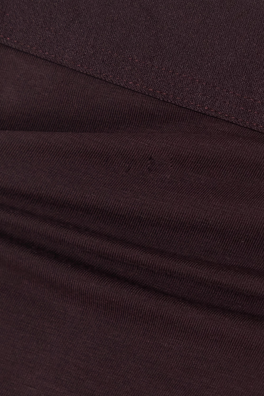 Skin 【NET SUSTAIN】Harley 弹力有机比马棉质平纹布丁字裤