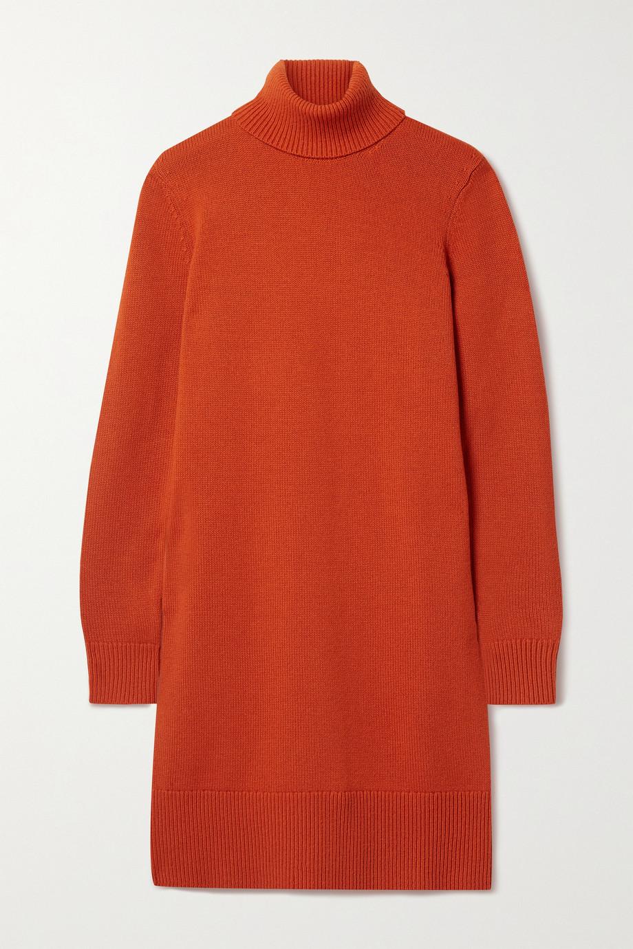 Michael Kors Collection Cashmere turtleneck dress
