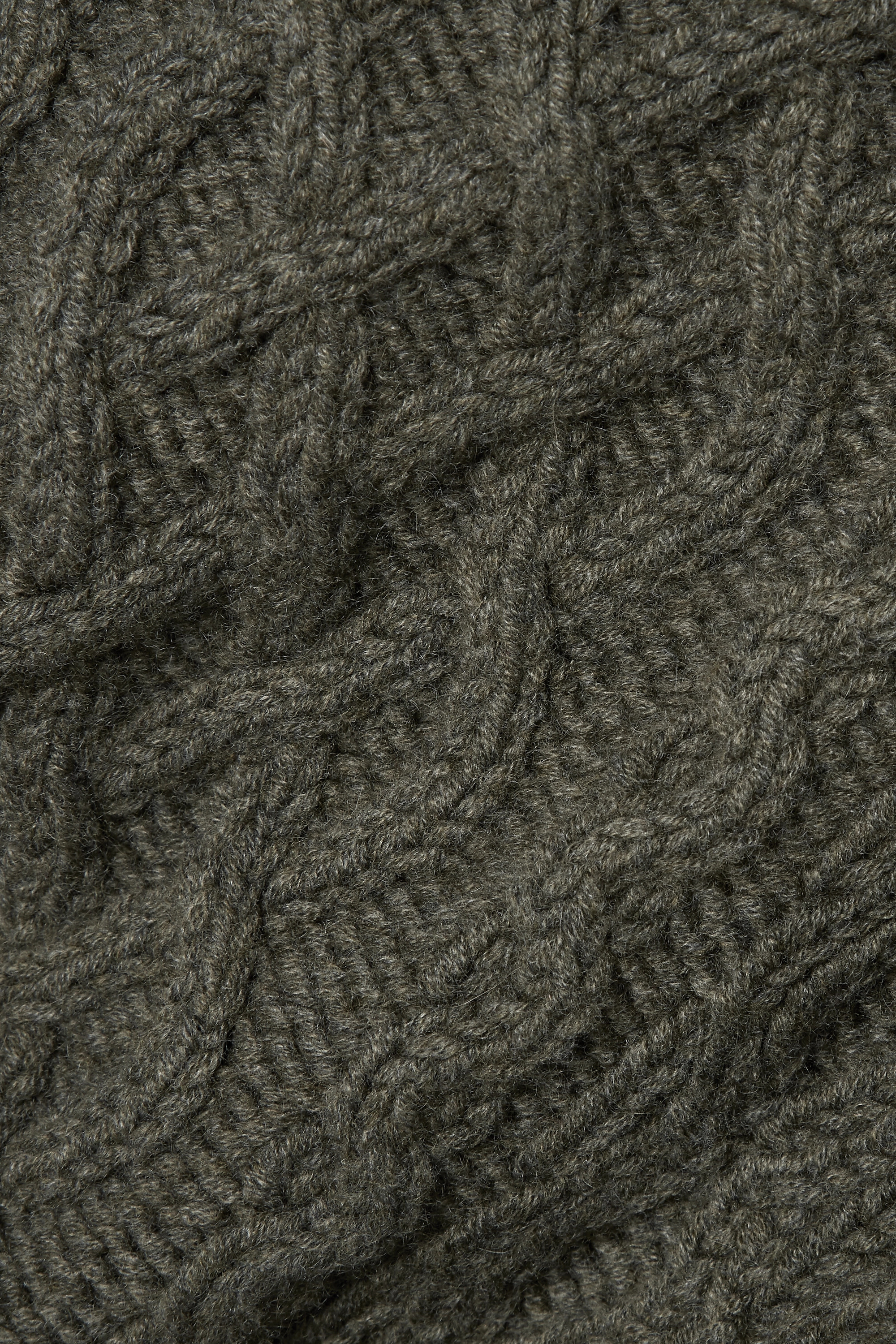 Michael Kors Collection Corallina cable-knit cashmere sweater